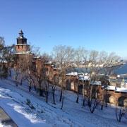 Галина Касьяникова: Москва-Нижний Новгород: 6 идей для короткой поездки