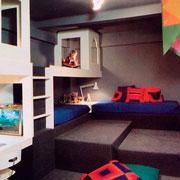 Детская комната: 10 идеальных интерьеров (фото)