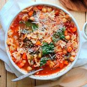 Постные блюда: 6 рецептов вегетарианских супов с фото