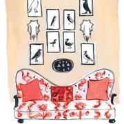 Дебора Нидлман: Как выбрать диван и вписать его в интерьер