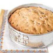Печем к Рождеству: кекс и корзиночки с яблоками. Хранятся долго!