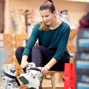 Как выбрать горнолыжные ботинки: советы по примерке