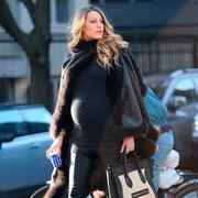Беременные звезды 2014: мода на каждый день, фото