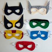 Костюмы супергероев для мальчиков на Новый год
