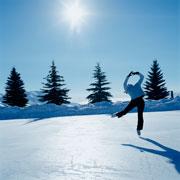 Зимний спорт: как похудеть и закалиться на свежем воздухе