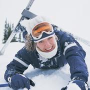 Горные лыжи для начинающих: 3 упражнения, чтобы кататься красиво