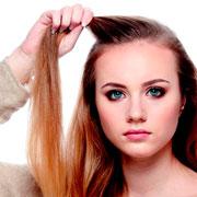 Прически для девочек и девушек. Длинные волосы плюс коса: фото