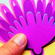 Зульфия Дадашова: 8 марта: как сделать кружевную открытку своими руками