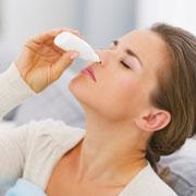 Лечение насморка у детей без лекарств. Только морская вода