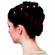 Праздничные прически для длинных волос: как стать королевой вечера