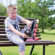 Детские ролики: покупать или подождать?