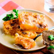 В. Большаков: Что приготовить на ужин: морковные котлеты и овощная запеканка