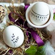 Пасхальные яйца: 6 идей для украшения дома и подарков на Пасху