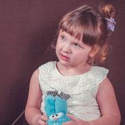 Любимые игрушки моей дочери: Крош, Ёжик, Пин и другие