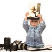 Как фотографировать детей. Фотосессия дома и на улице – своими руками