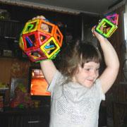 Любимый конструктор. Неожиданная игрушка для 3-летней дочки