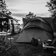 С папой – на Олимп. Недорогой отдых летом - море, горы и палатка