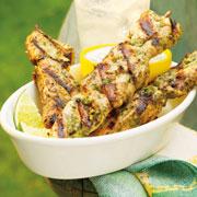 3 рецепта шашлыка из курицы на гриле. Все дело в маринаде!