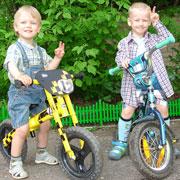 Детский велосипед или беговел: что купить ребенку 2-3 лет