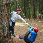 Детский лагерь 2015: каникулы в лесу. Туризм, биология, английский