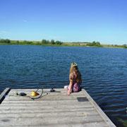 Отпуск: зачем ехать далеко? Купание и рыбалка на базе отдыха в Сибири