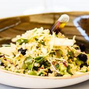 Полезные салаты: 2 рецепта с фото
