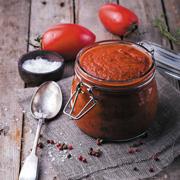 Рецепты на зиму: консервированные помидоры. Домашний томатный соус