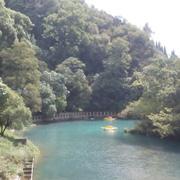 Отдых на море в Абхазии: хачапури в Гудауте, пляж в Сухуме и парк в Новом Афоне