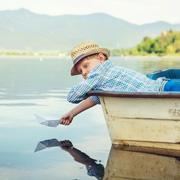 Общее счастливое время жизни. Прогулка на лодке с Янушем Корчаком