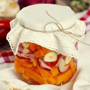 Заготовки на зиму: 3 рецепта из тыквы и яблок. Джем и маринад