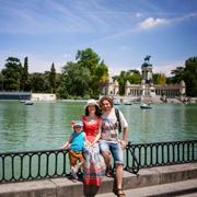 Отдых с детьми. Парк Буэн-Ретиро в Мадриде: все на сиесту!