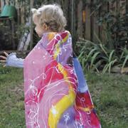 Костюм на Хэллоуин – своими руками: шляпа из папье-маше и плащ