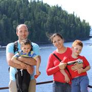 Мама, папа и трое детей: на машине – по России и Греции