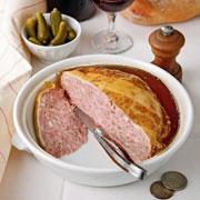 Анна Мартинетти: Домашние паштеты: 2 французских рецепта из фарша в духовке