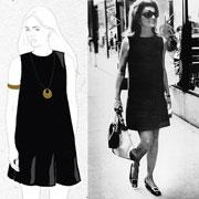 Маленькое черное платье: какой фасон ваш? 4 модели с фото