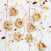 Кексы и печенье: рецепты на Новый год. К столу, на елку, в подарок