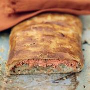 Традиционные пироги – рецепты к Рождеству: расстегай и коврижка