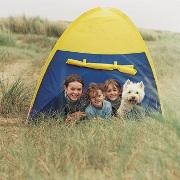 Первый палаточный отдых с ребенком 1,5 лет: все прошло удачно!