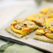 Рецепты пирогов из слоеного теста: киш с пореем и пирог с тыквой