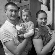 Семья Черняковых, 15 детей: 'Всегда справлялись сами'