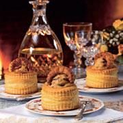 День святого Валентина: 2 рецепта закусок: корзиночки и тарталетки