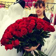 Профессия – флорист, призвание – свадебные букеты