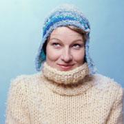 Вязаный свитер: как стирать и сушить
