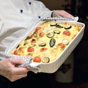 Рецепт свежей пасты. Лазанья и равиоли с начинкой из сыра