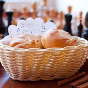 Рецепт блинов на Масленицу: тесто и начинка из яблок