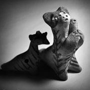 Что осталось от бабушки: глиняные свистульки и огонек творчества