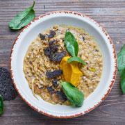 Постные блюда: рецепты с грибами и тыквой. Добавьте вкуса!