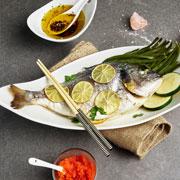 Рыба на пару: рецепт в духовке. Почему блюда на пару полезнее
