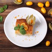 Легкий и вкусный обед - быстро: рецепты из тыквы и цитрусовых