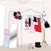 Как навести порядок в шкафу для одежды: выбрасываем, отдаем, продаем
